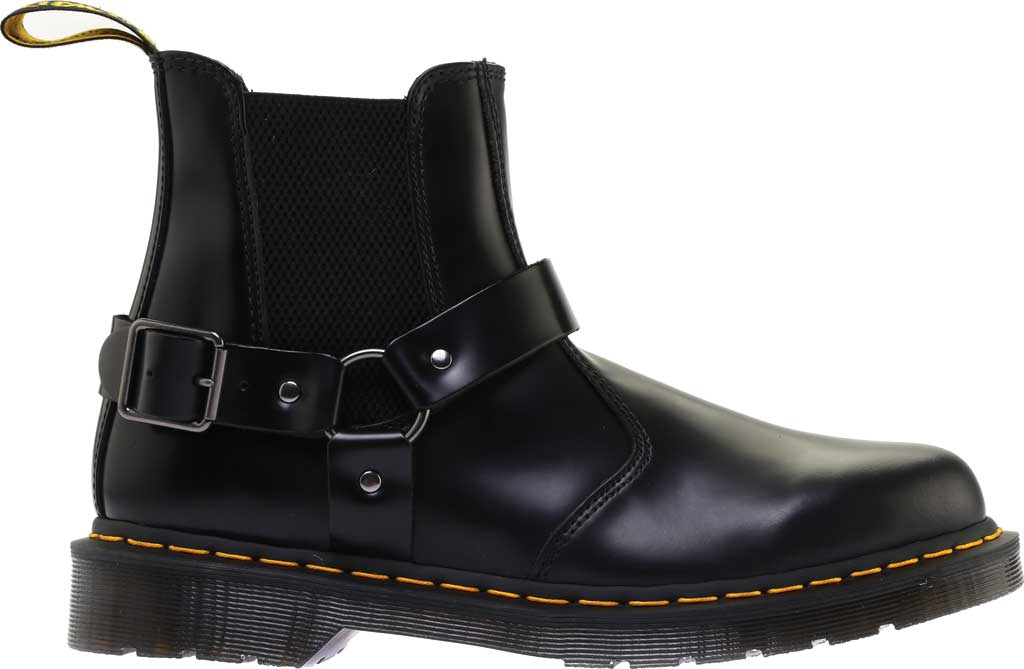 Dr. Martens Wincox Chelsea Boot, Black Polished Smooth Leather, large, image 2