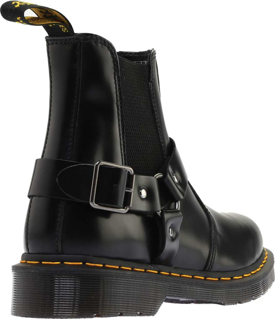 Dr. Martens Wincox Chelsea Boot, Black Polished Smooth Leather, large, image 4