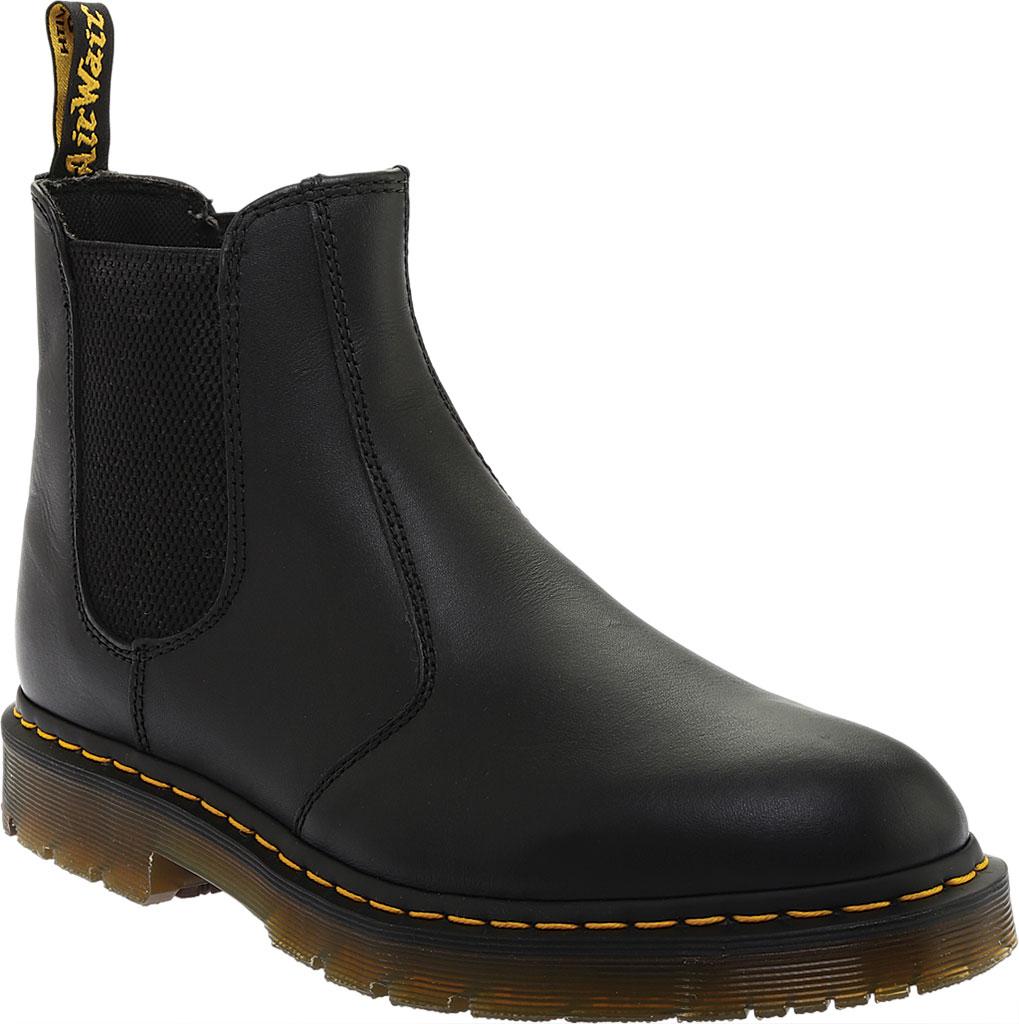 Dr. Martens Work 2976 Chelsea Boot Slip Resistant, Black Industrial Full Grain Leather, large, image 1
