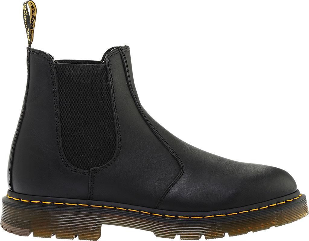 Dr. Martens Work 2976 Chelsea Boot Slip Resistant, Black Industrial Full Grain Leather, large, image 2