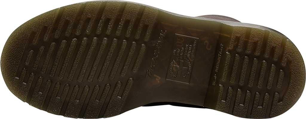 Women's Dr. Martens Work Icon Maple Street Zip Boot, Industrial Bear Teak Leather, large, image 4