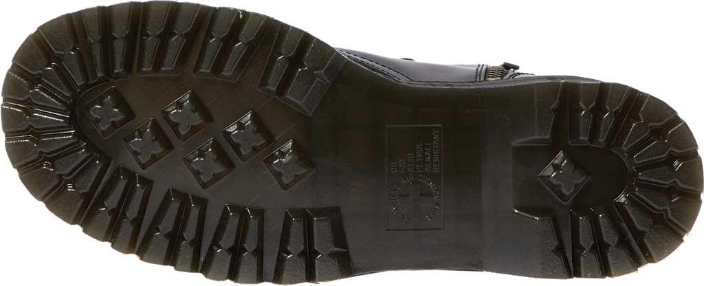 Dr. Martens Jadon Hi Platform Boot, Black Polished Smooth Leather, large, image 4