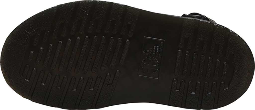 Women's Dr. Martens Clarissa II Gladiator Sandal, Black Brando Full Grain Waxy Leather, large, image 5