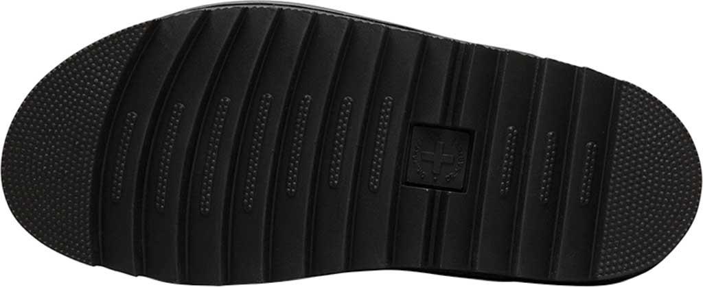 Women's Dr. Martens Nartilla Gladiator Sandal, Black Hydro Leather, large, image 5