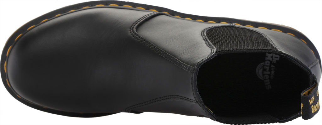 Women's Dr. Martens 2976 Chelsea Boot, Black Nappa Leather, large, image 5