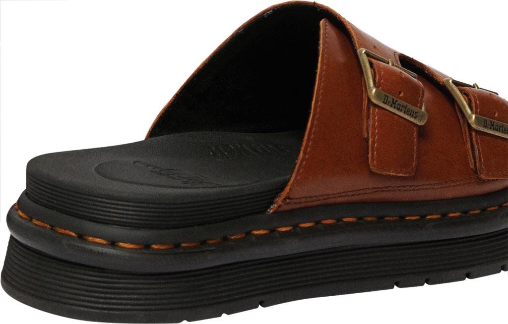 Men's Dr. Martens Dax Slide, Tan Luxor Leather, large, image 3