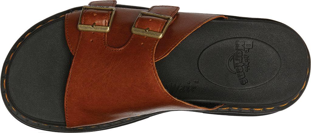 Men's Dr. Martens Dax Slide, Tan Luxor Leather, large, image 4
