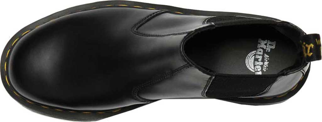 Dr. Martens 2976 Bex Chelsea Boot, Black Smooth Leather, large, image 4