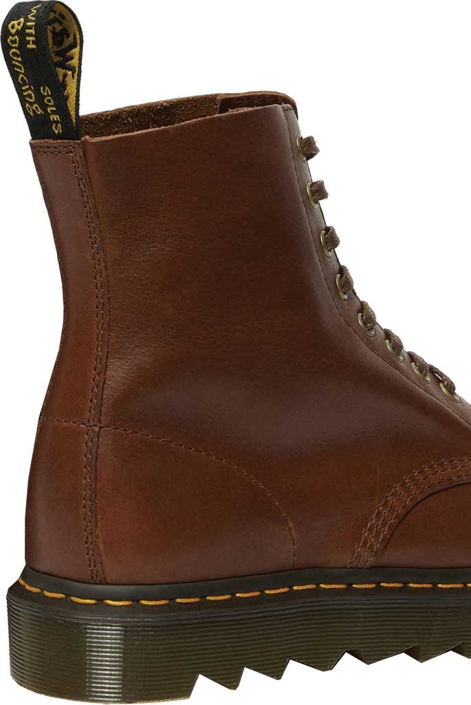 Men's Dr. Martens 1460 Pascal Ziggy 8-Eye Boot, Tan Luxor Leather, large, image 3