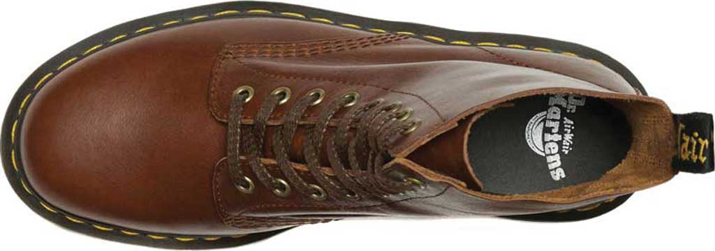 Men's Dr. Martens 1460 Pascal Ziggy 8-Eye Boot, Tan Luxor Leather, large, image 4