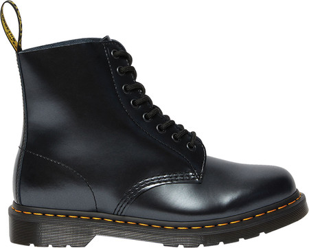 Dr. Martens 1460 Pascal 8-Eye Boot, Silver Chroma Leather, large, image 2