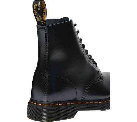 Dr. Martens 1460 Pascal 8-Eye Boot, Silver Chroma Leather, large, image 3