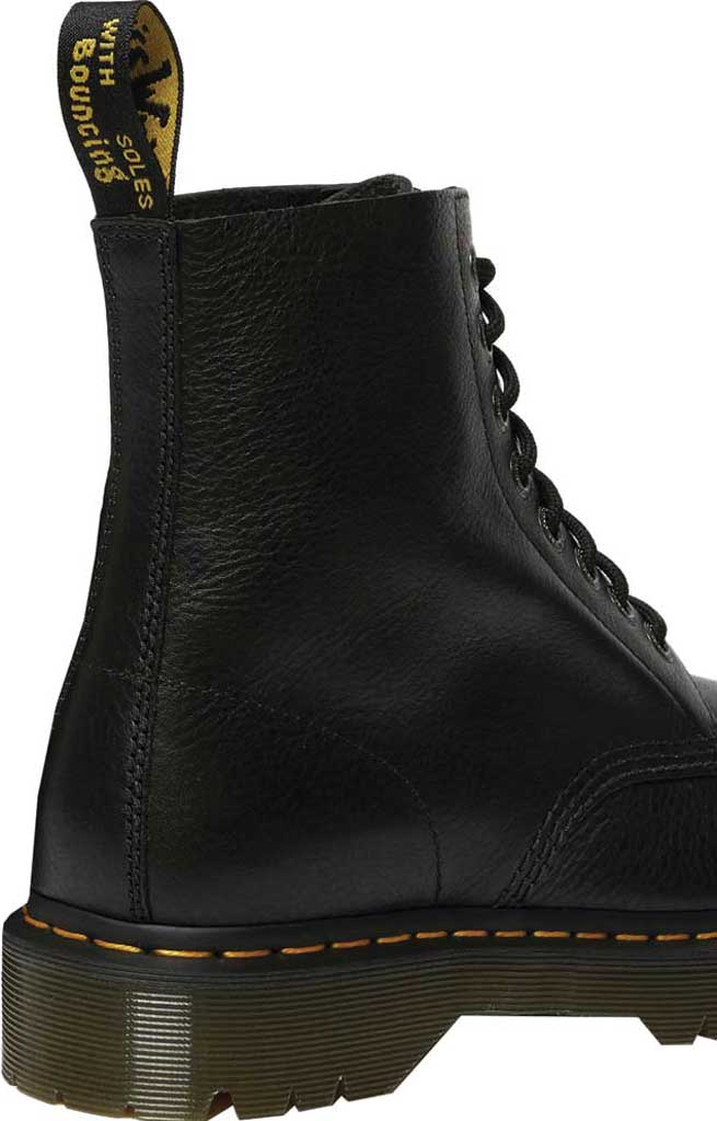 Dr. Martens 1460 Pascal Bex 8-Eye Boot, Black Pisa Leather, large, image 3