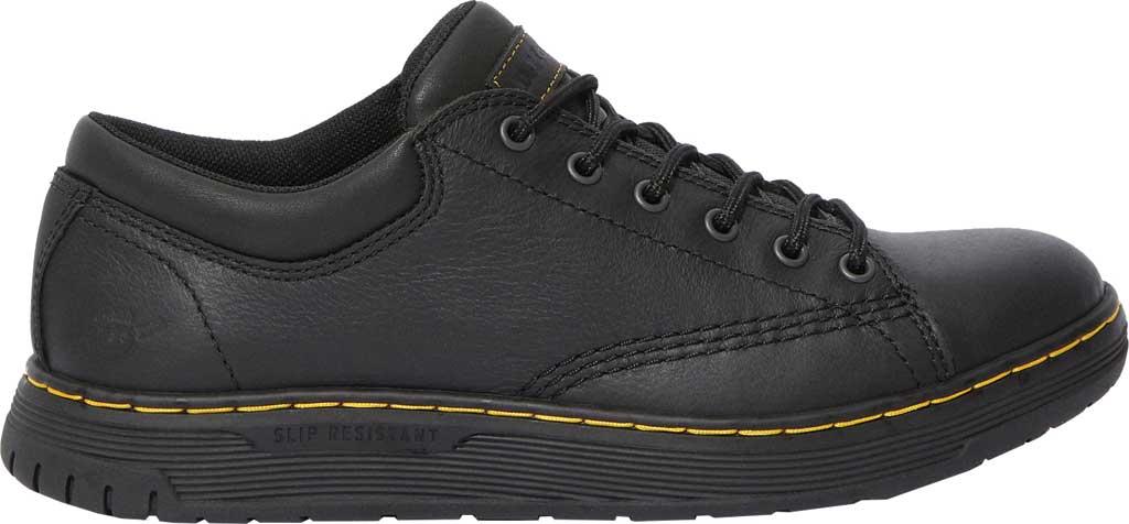 Dr. Martens Work Maltby Slip Resistant Work Shoe, Black Newark Leather, large, image 2