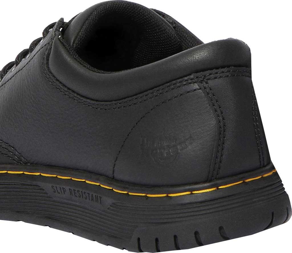 Dr. Martens Work Maltby Slip Resistant Work Shoe, Black Newark Leather, large, image 3