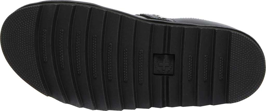 Dr. Martens Terry II Slingback Sandal, Black Brando Full Grain Waxy Leather, large, image 5