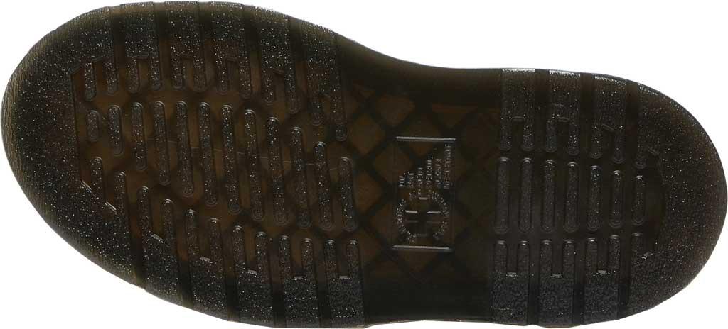 Women's Dr. Martens Mackaye Sandal, Black Buttero Full Grain Satin Gloss Leather, large, image 5