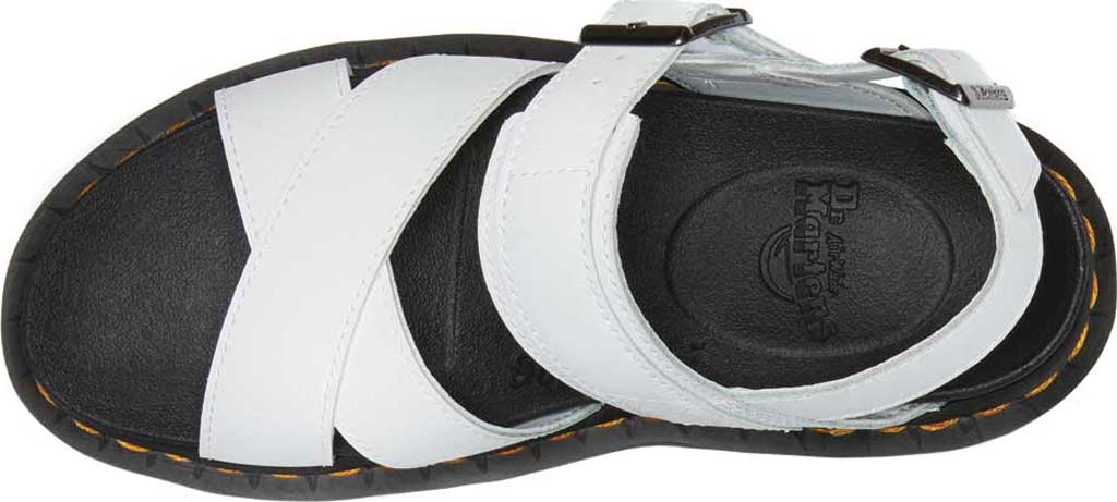 Women's Dr. Martens Voss II Sandal, White Hydro Leather, large, image 4
