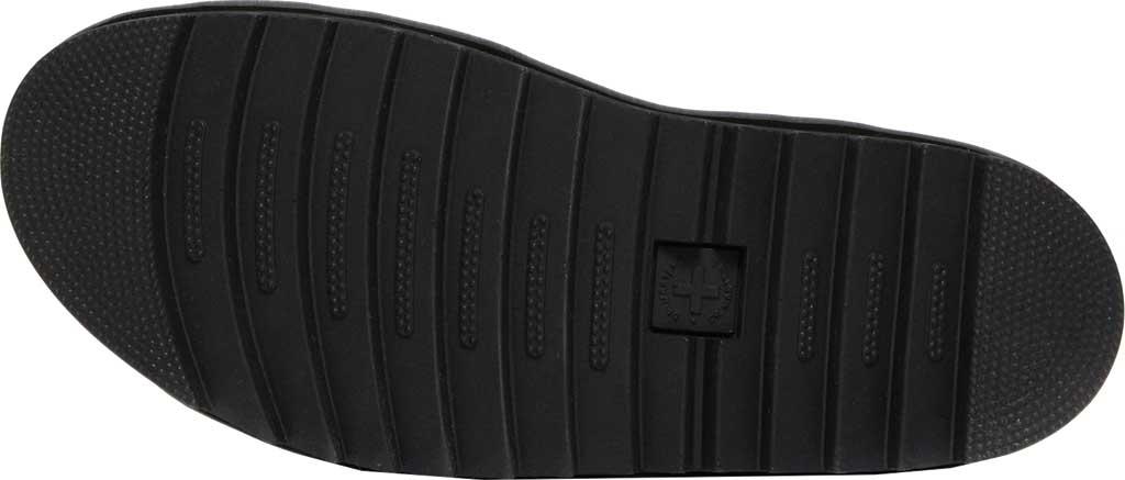 Dr. Martens Ryker II Hardware Slide Sandal, Black Temperley Antique Full Grain Leather, large, image 5