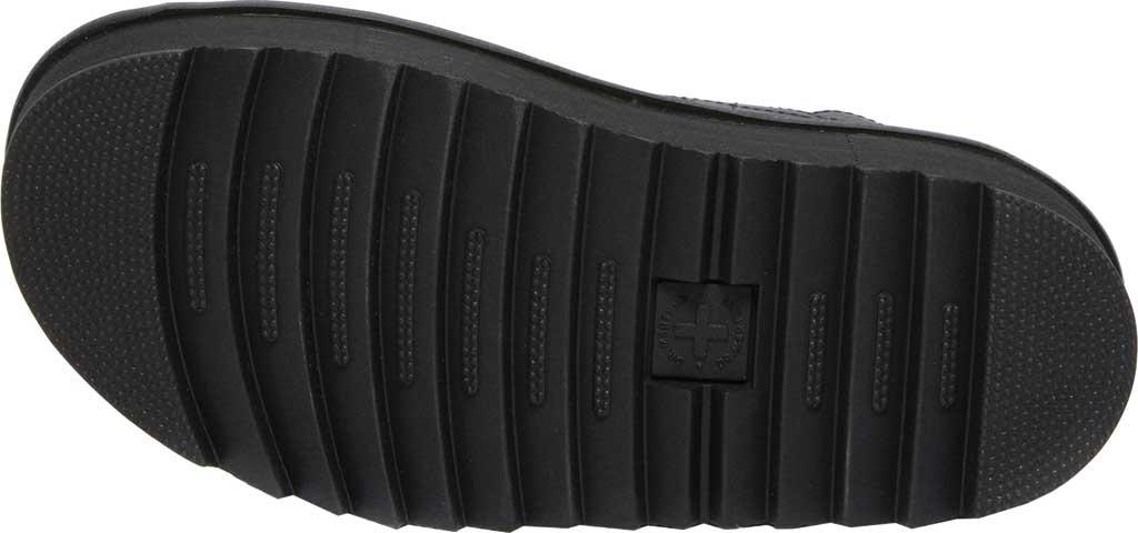 Women's Dr. Martens Voss Quad Sandal, Black Hydro Leather, large, image 5