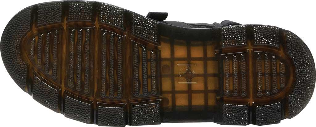 Dr. Martens Forster Sandal, Black Rip Stop Polyester/Element Split Leather, large, image 5