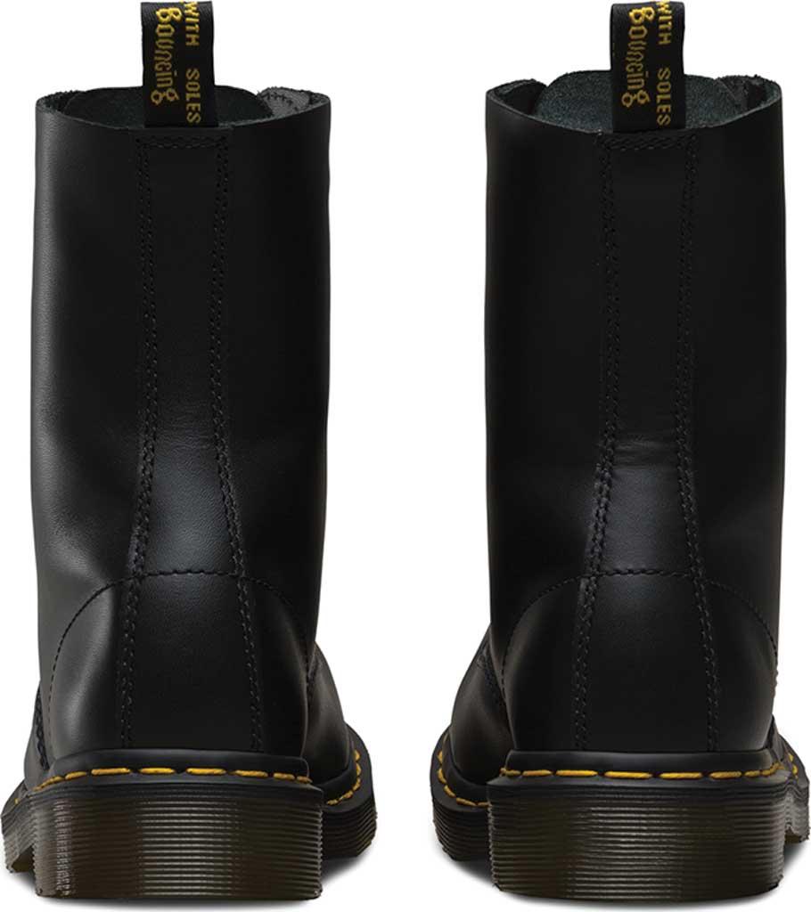 Dr. Martens 1919 10-Eye Steel Toe Boot, Black Fine Haircell, large, image 5