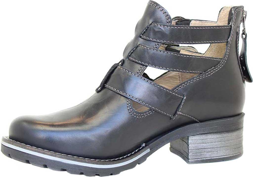 Women's Dromedaris Kelsy Boot, Ivory Soft Waxy Leather, large, image 2
