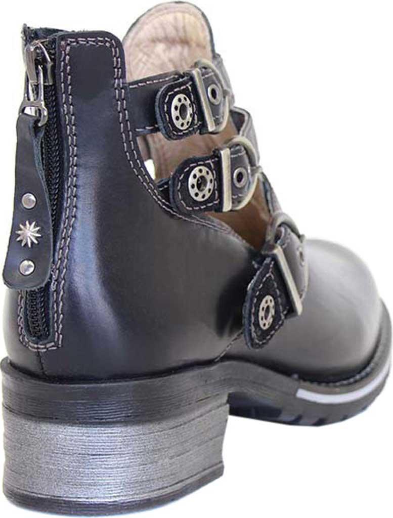 Women's Dromedaris Kelsy Boot, Ivory Soft Waxy Leather, large, image 3