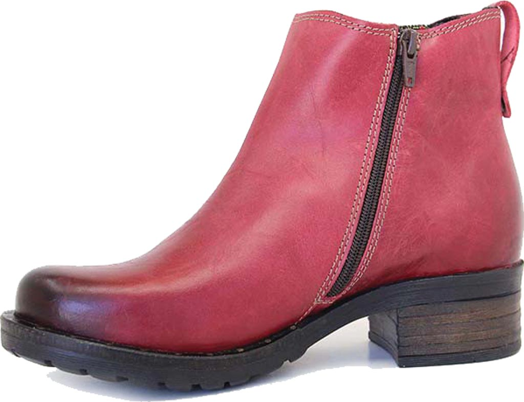 Women's Dromedaris Kelyn Ankle Boot, Slate Leather, large, image 2