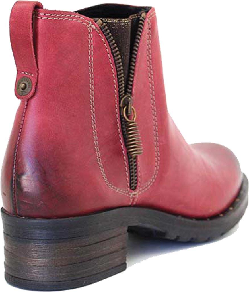 Women's Dromedaris Kelyn Ankle Boot, Slate Leather, large, image 3