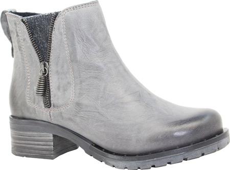Women's Dromedaris Kelyn Ankle Boot, Slate Leather, large, image 1