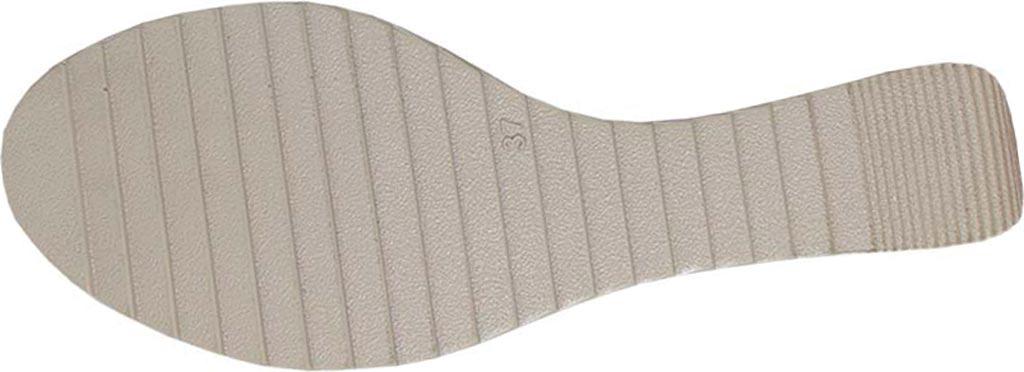Women's Dromedaris Lauren Slingback Sandal, Cobalt Waxed Leather, large, image 4