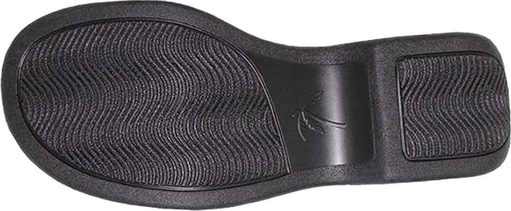 Women's Dromedaris Sade Oxford, Black Leather, large, image 4