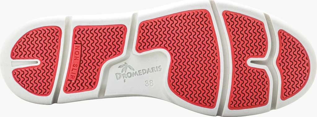 Women's Dromedaris Vivian Lace Up Sneaker, Coral Leather, large, image 4