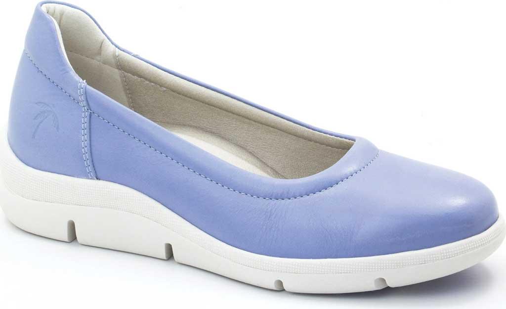 Women's Dromedaris Vanessa Slip-On, Lavender Leather, large, image 1