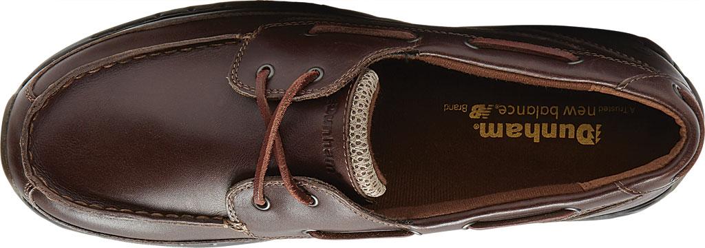 Men's Dunham Shoreline, Brown Leather, large, image 4