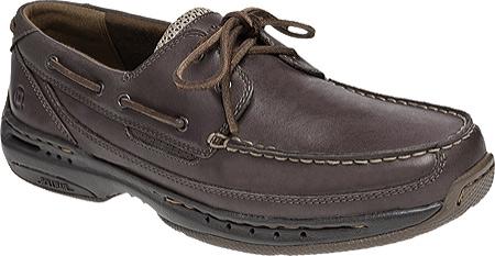 Men's Dunham Shoreline, Brown Leather, large, image 1