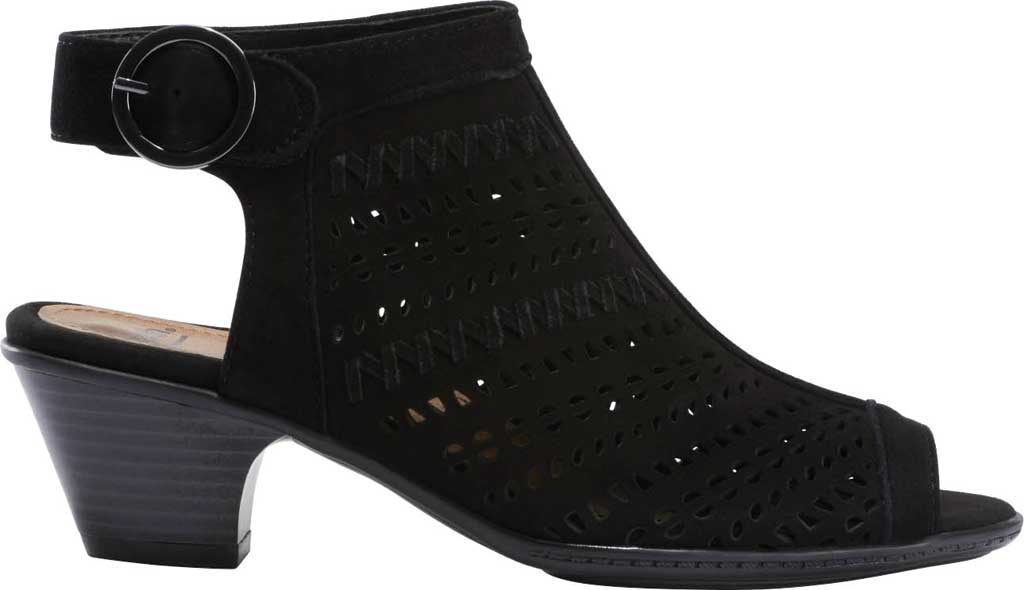Women's Earth Carson 3 Hamden Perforated Open Toe Bootie, , large, image 2