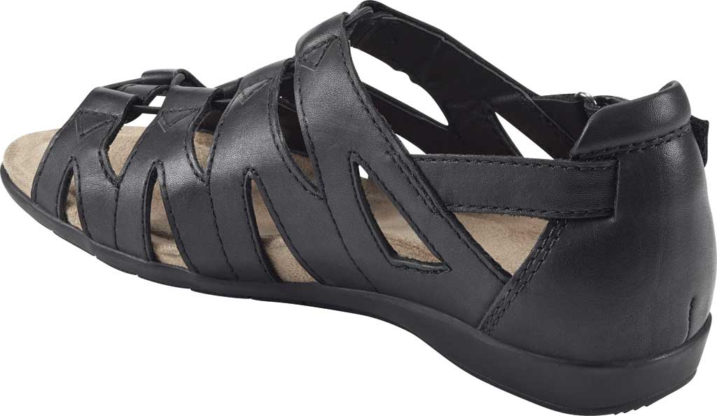 Women's Earth Origins Bea Cage Shoe, Black Eco Calf Leather, large, image 3