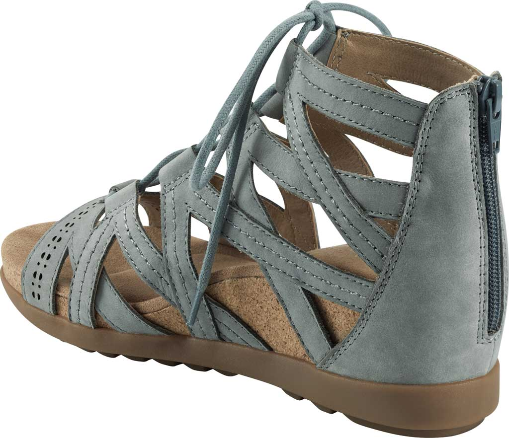 Women's Earth Origins Corie Wedge Gladiator Sandal, , large, image 3