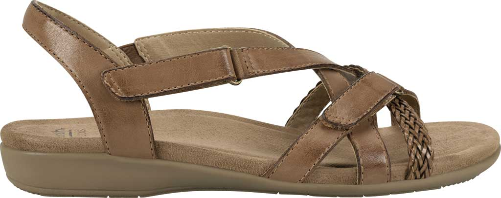 Women's Earth Origins Barb Wedge Strappy Sandal, , large, image 2