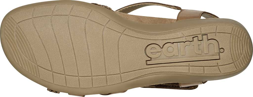Women's Earth Origins Barb Wedge Strappy Sandal, , large, image 5