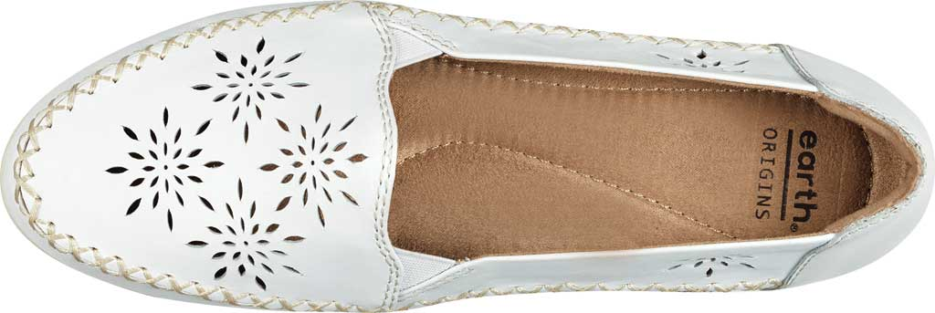 Women's Earth Origins Loralei Perforated Loafer, , large, image 4