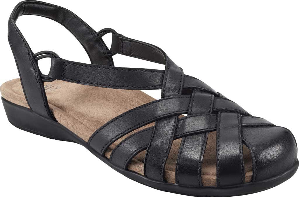 Women's Earth Origins Berri Wedge Closed Toe Sandal, , large, image 1