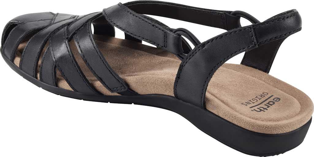 Women's Earth Origins Berri Wedge Closed Toe Sandal, , large, image 3