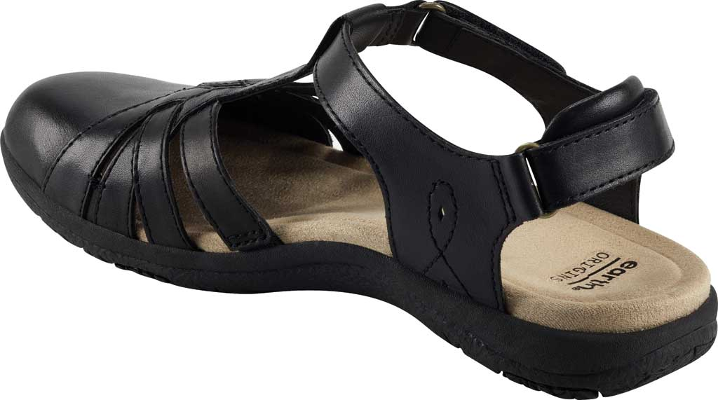 Women's Earth Origins Sierra Slingback Closed Toe Sandal, , large, image 3