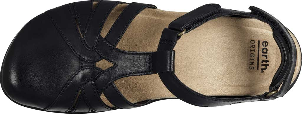 Women's Earth Origins Sierra Slingback Closed Toe Sandal, , large, image 4