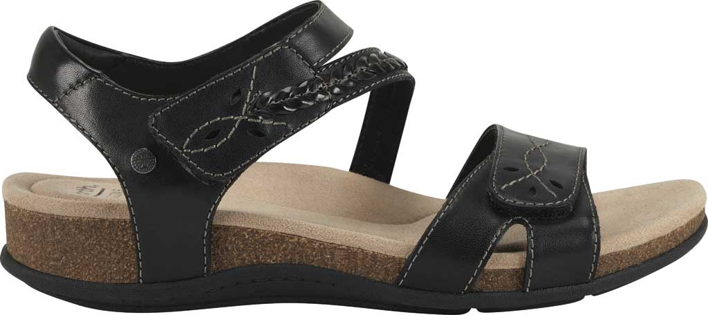 Women's Earth Origins Bria Wedge Strappy Sandal, , large, image 2