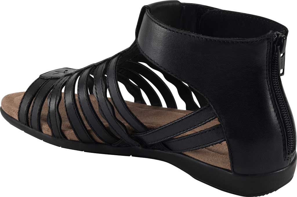 Women's Earth Origins Bevvy Wedge Strappy Sandal, , large, image 3