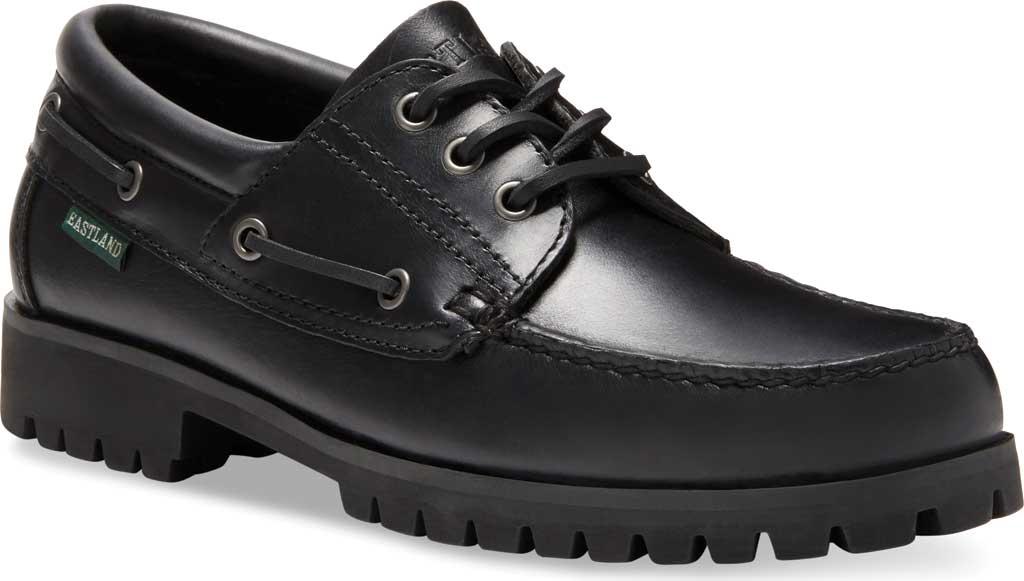Men's Eastland Seville, Black Leather, large, image 1